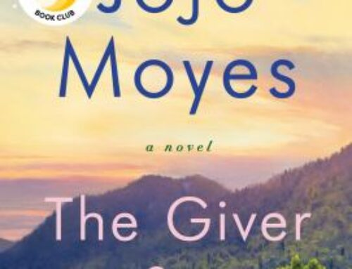 May 2020 – Book Club Selection