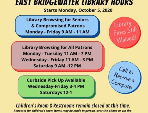 NEW – Updated Hours!